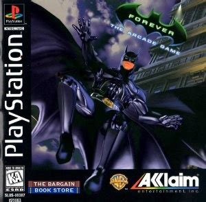 batman forever: arcade game | ps1 games | pinterest