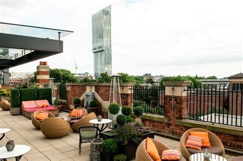 top bars manchester manchester s best rooftop bars and venues with a view manchester evening news