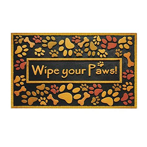 Wipe Your Paws Doormat Agriframes Outdoor Shoe Scraper Wipe Paws Doormat Recycled Rubber