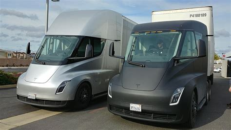 truck tesla electric vehicle