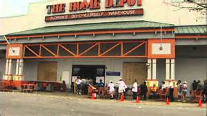how team depot and home depot stores responded to
