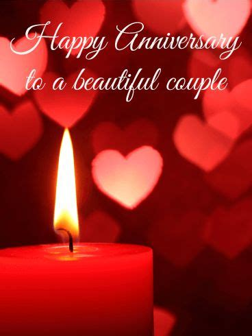 Happy Wedding Anniversary Cards To My