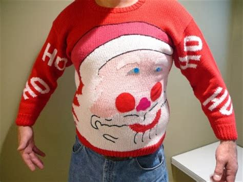 reaganite independent the worst of bad christmas sweaters