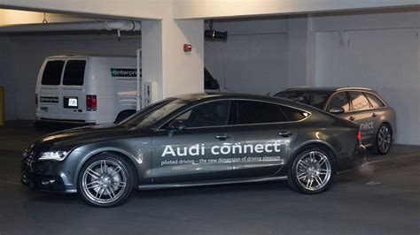 Audi Self Park audi could bring self parking cars to the boston area in
