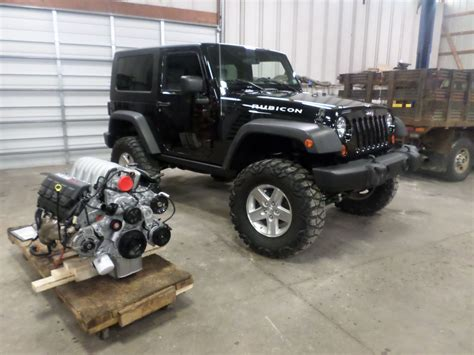 jeep hemi conversion cost hemi jk wrangler autos post
