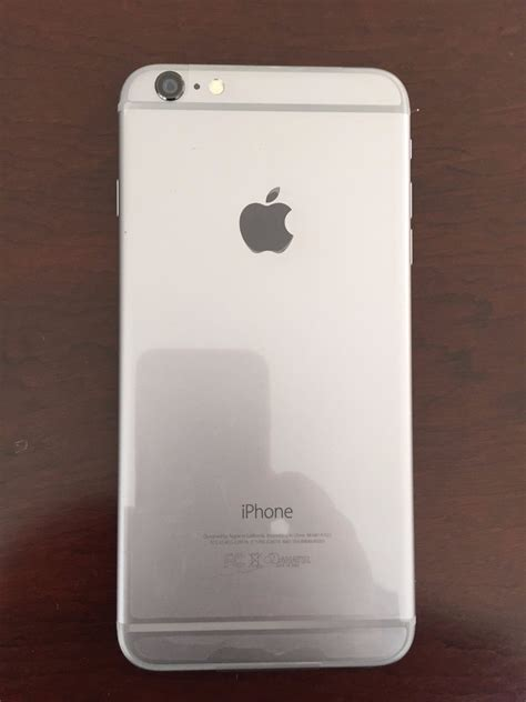 Iphone 6 16gb Graysilvergold Original Apple iphone 6 16gb apple original prata r 2 500 00 no