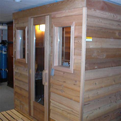 basement sauna kit 5 x7 home sauna kit heater accessories