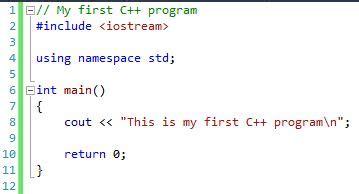 Simple C free simple program in c software