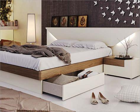 two tone modern bedroom set elena 33131el