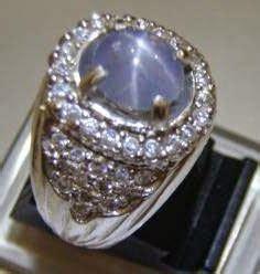 Blue Sapphire 5 Buah batu blue safir pertambangan