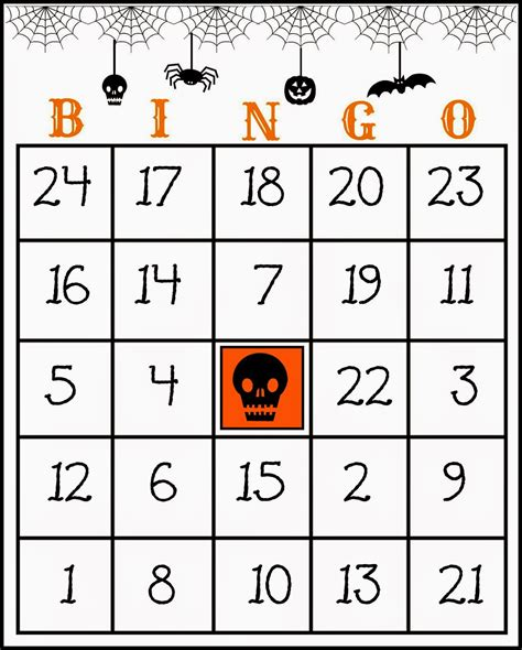 printable halloween games free crafty in crosby free printable halloween bingo game