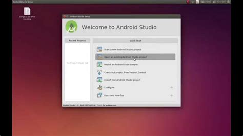 how to install android studio how to install android studio in ubuntu 14 04 1 lts