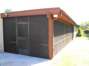 Screen Patio Enclosure by The Sunscreen Factory Patio Screen Enclosures