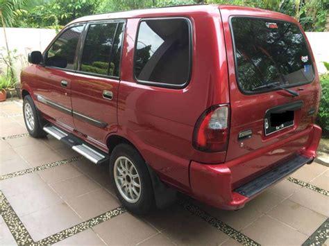 Alarm Untuk Mobil Isuzu Phanter panther jual phanter turbo automatic higrade 2002 merah