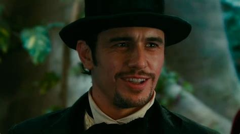 Great Franco by Oz The Great And Powerful Trailer Sam Raimi Takes Us