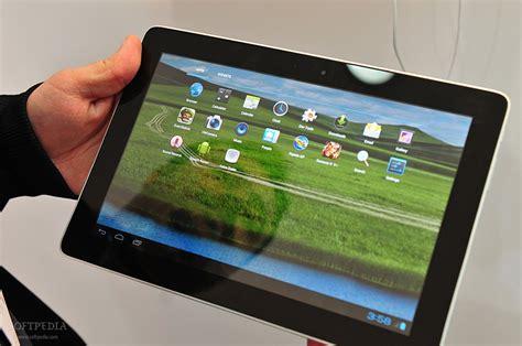 Tablet Huawei Mediapad 10 Fhd Huawei Mediapad 10 Fhd Tablet Gets Demo