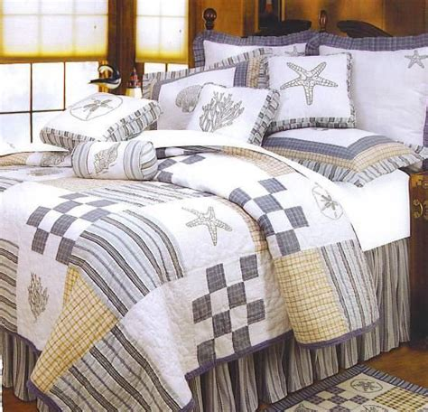 Nautical Bed Sheets by Seashell Bedding Sets Nautical Kid Bedding Nautical