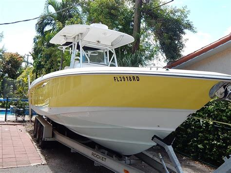 used center console boats for sale bc 2005 used boston whaler 320 outrage center console fishing