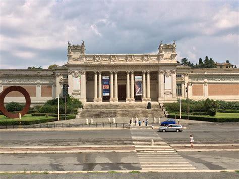 libreria arte roma la galleria nazionale d arte moderna di roma artribune