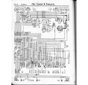 Free Auto Wiring Diagram 1961 Ford Falcon &amp Comet