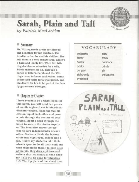 17 best images about sarah plain and tall on pinterest