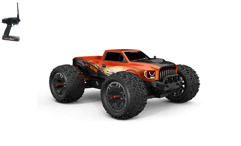 Electric Remote Control Redcat Tr Mt10e R C Monster Truck