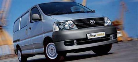 Toyota Hilux Tieferlegen by Toyota Hiace Sonderschutz Fahrzeug Teile Powered By Mayr