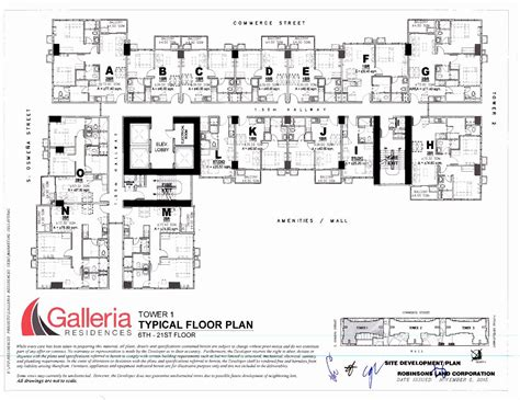 layout of robinson mall robinson galleria residences cebu city cebu dream investment