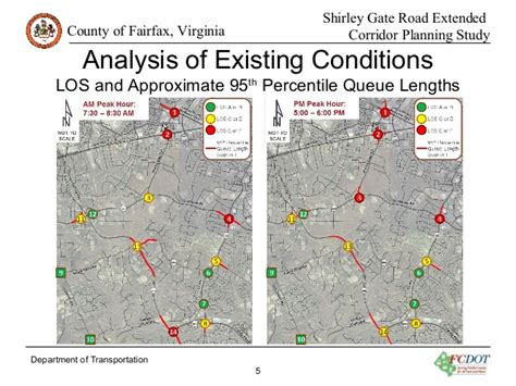 fairfax county virginia gis planning shirley gate road extended corridor planning study