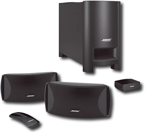 bose cinemate series ii digital home theater speaker system cinemate ii digital hm thtr best buy