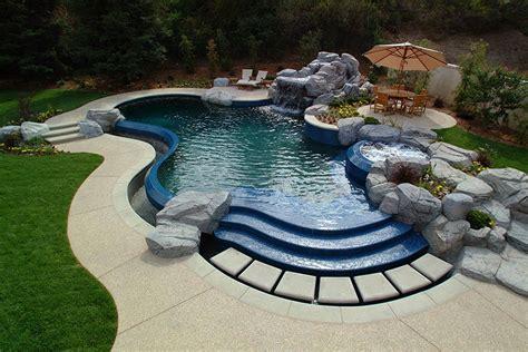 Backyard Pools Of California California Pools Today California Pools