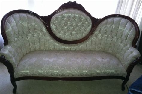 kimball victorian sofa kimball victorian couch plus two matching tables table