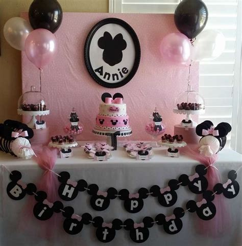 And Black Minnie Mouse Decorations by 1000 Ideas About Minnie Mouse Decorations On
