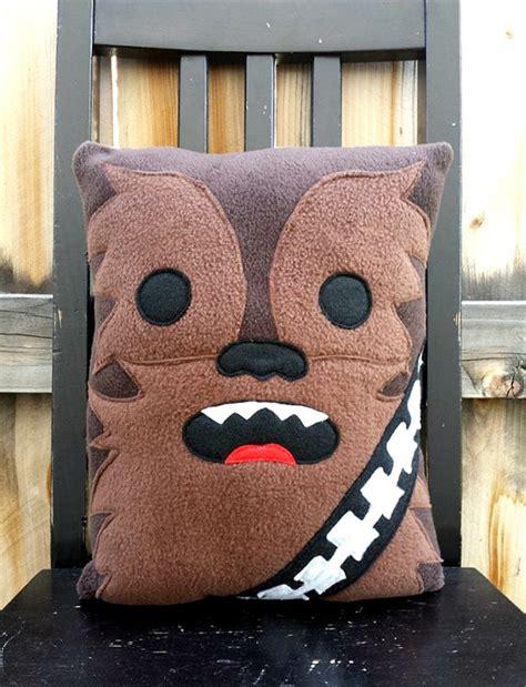 Ewok Pillow by Chewbacca Wars Pillow Cushion Gift