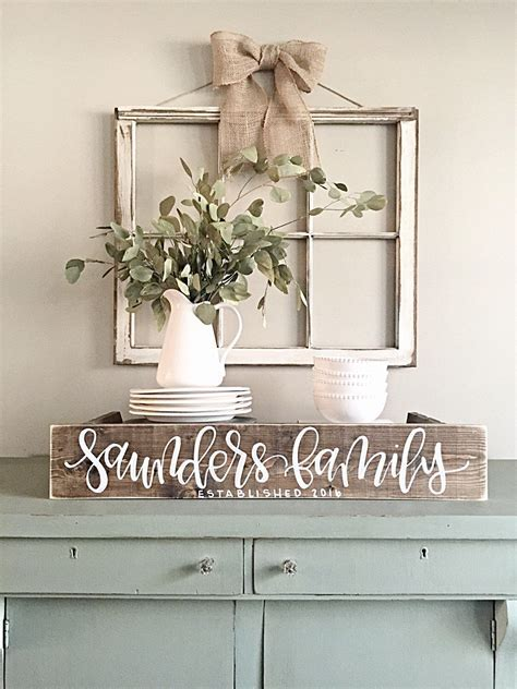 Last Name Sign   Rustic Home Decor   Wedding   Established