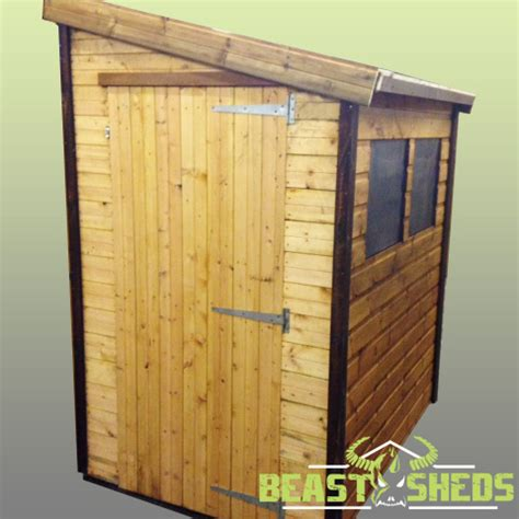 win a 5x4 pent standard shed worth 163 499 beast sheds