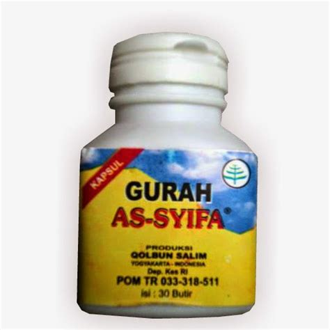 Herbal Gurah Herbal Gurah Asyifa Obat Herbal Obat Herbal