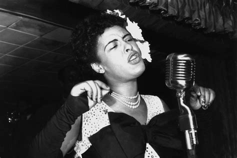 jazz singer biography biography of billie holiday