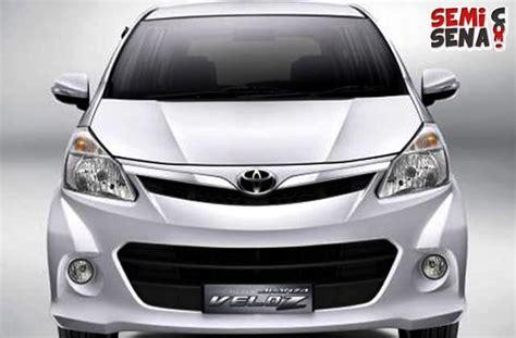 Lu Utama Mobil Avanza harga mobil toyota avanza 2015 terbaru semisena