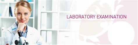laboratory examination jakarta