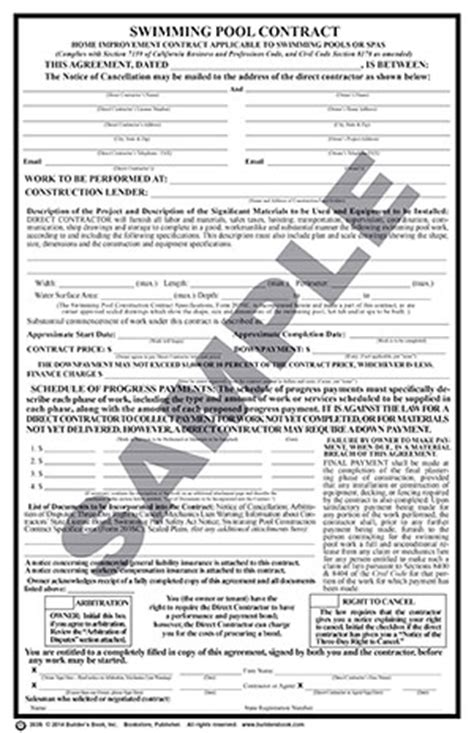 design build contract texas 203s swimming pool construction contract pkg 25
