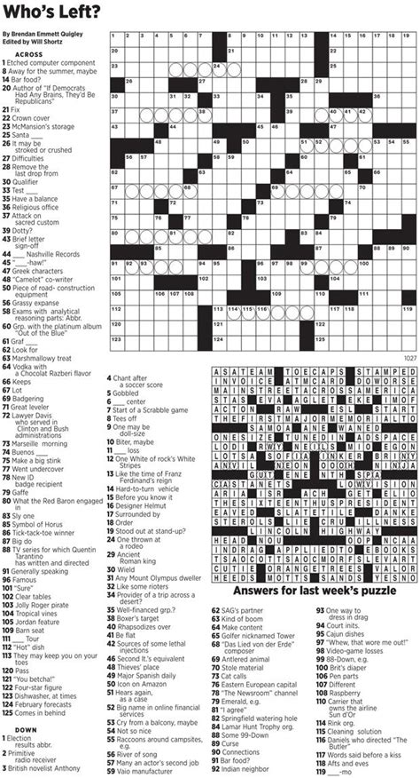 the new york times has new york times crossword pictures to pin on pinterest