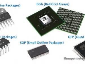 jenis jenis integrated circuit jenis jenis pengelompokan ic integrated circuit