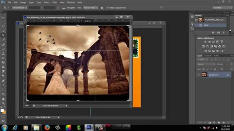 vidio membuat undangan pernikahan cara membuat undangan pernikahan dengan photoshop youtube