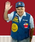 Walmart Door Greeter by Whoopee We Re All Gonna Die Working Cheap Motels And