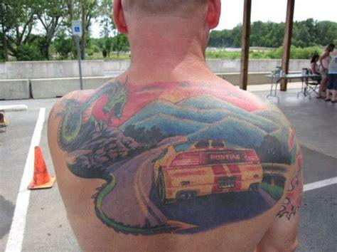 street road tattoos car humor joke road drive driver worst