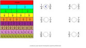 superteacher worksheets fractions