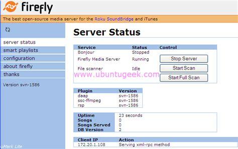 setup ubuntu file server howto setup itunes compatible media server in ubuntu