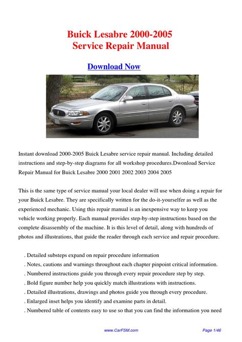 auto repair manual free download 1989 buick lesabre transmission control 1999 buick lesabre service repair manuals pdf download autos post