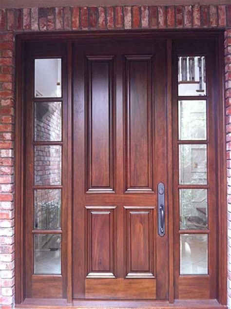 Residential Exterior Door Home Entrance Door Residential Exterior Doors